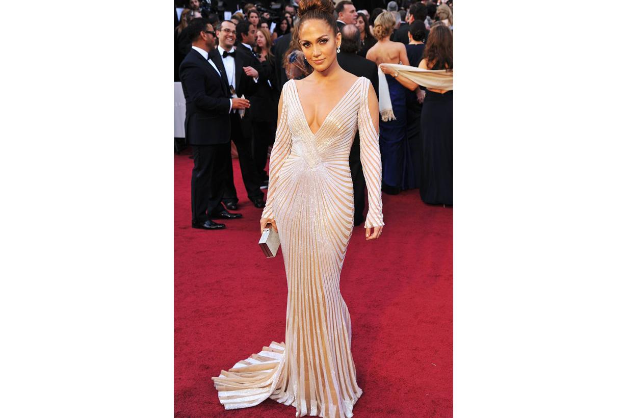 Jennifer Lopez Zuhair Murad dress