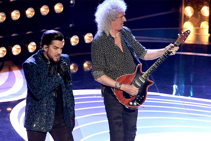 Oscars 2019 performances Lady Gaga Queen and Adam Lambert