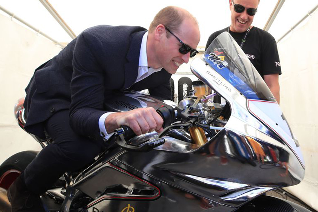 Prince William Motorcycling