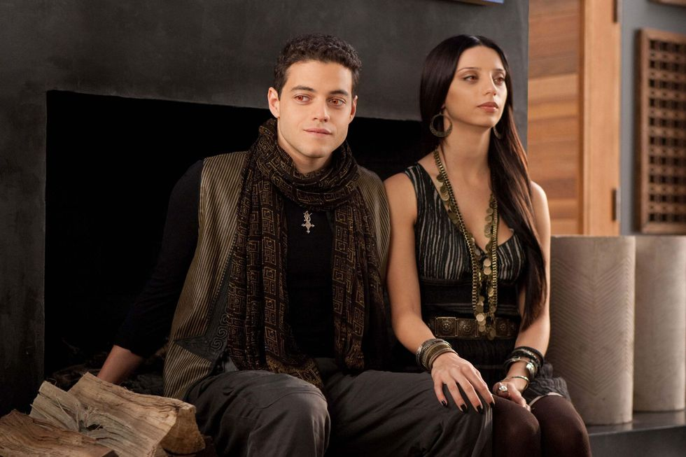 rami malek in twilight