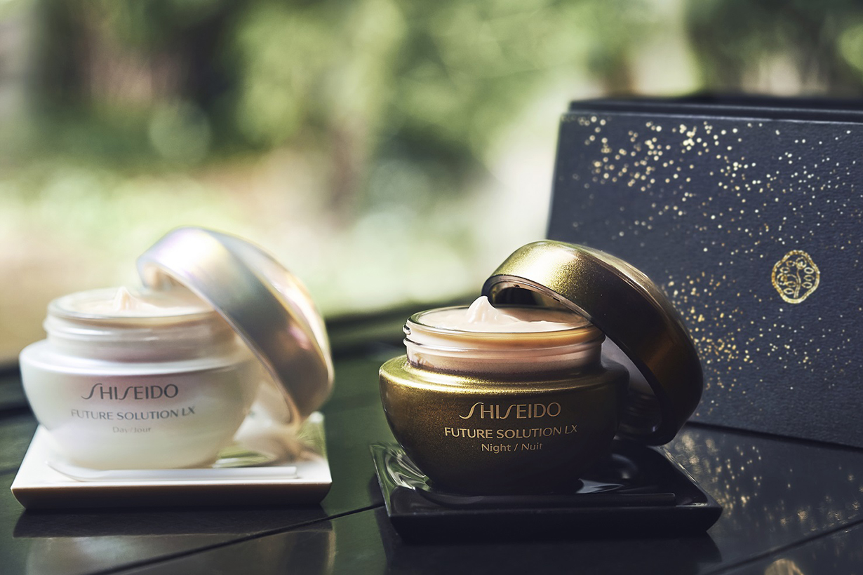 Shiseido-Future Solution LX-10th Anniversary-Nishijin set-HK$4,700