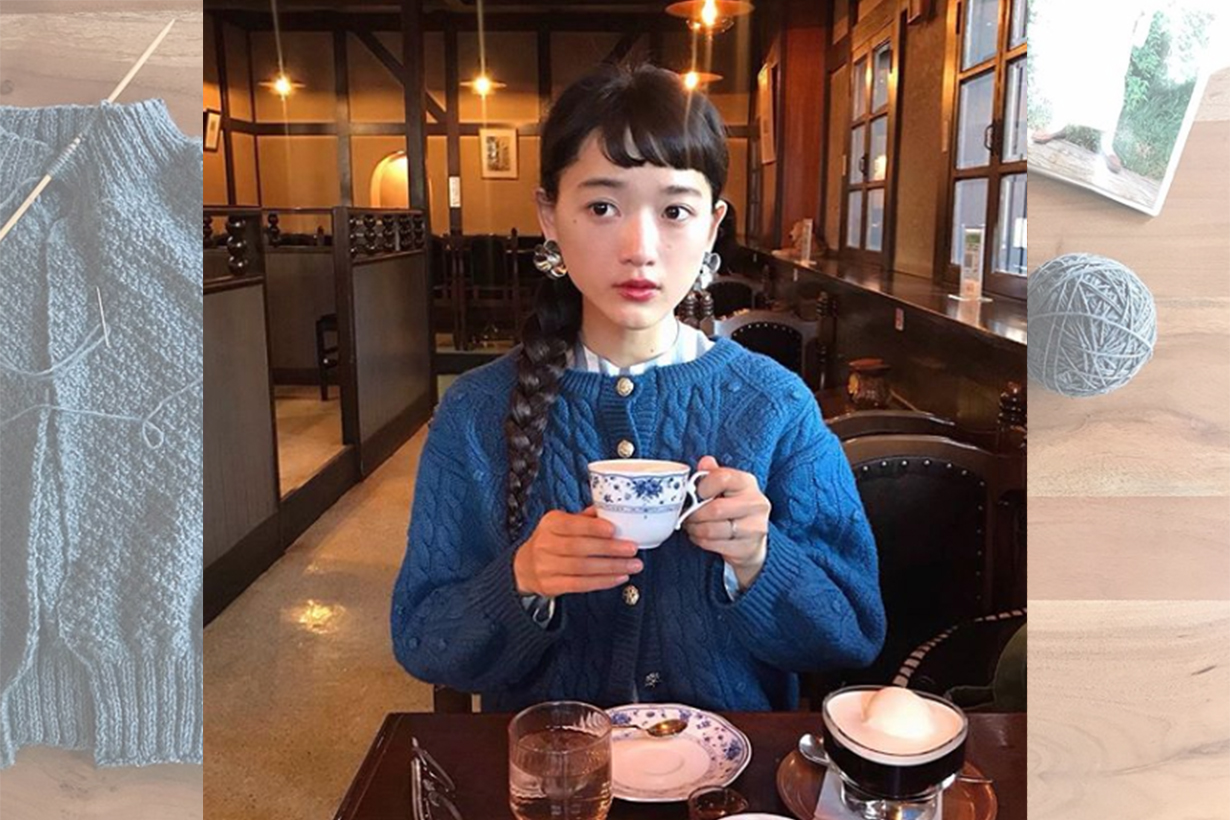 Chihiro Hayakawa Vintage Shop Owner Japanese Girl