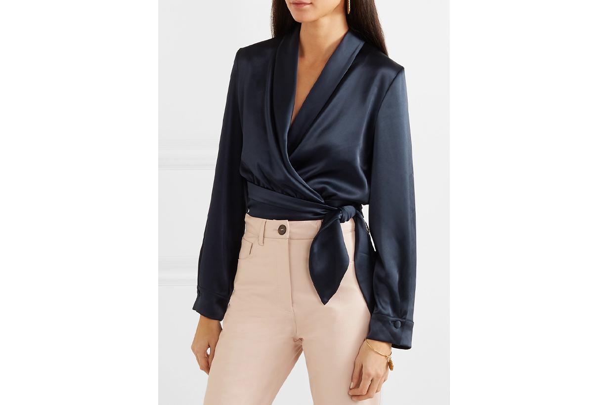 NANUSHKA blouse