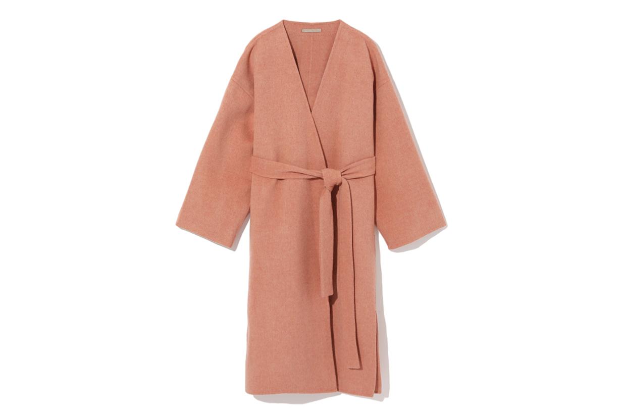 Acne Studios Poncho Wrap Coat