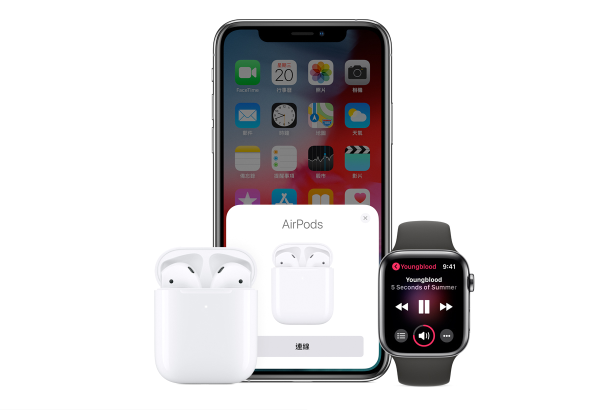 airpods 2 apple wireless charge siri black new launch