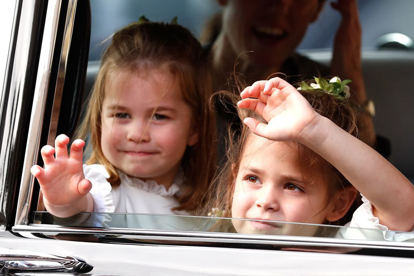 princess charlotte baby name