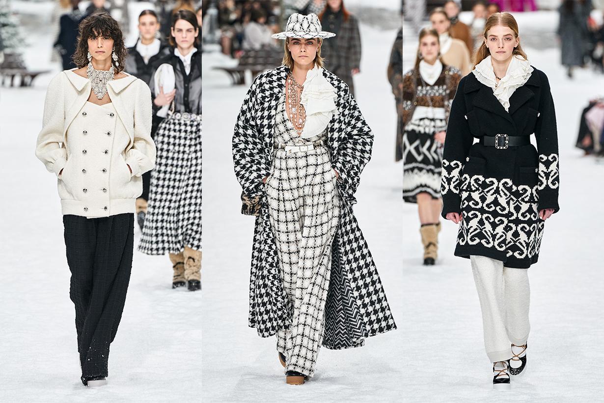 Chanel 2019 Fall Winter Runway