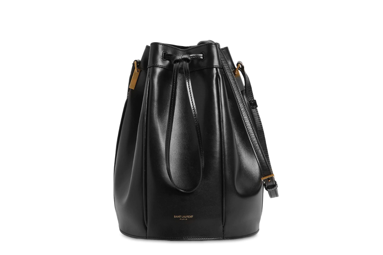 saint laurent bucket bag
