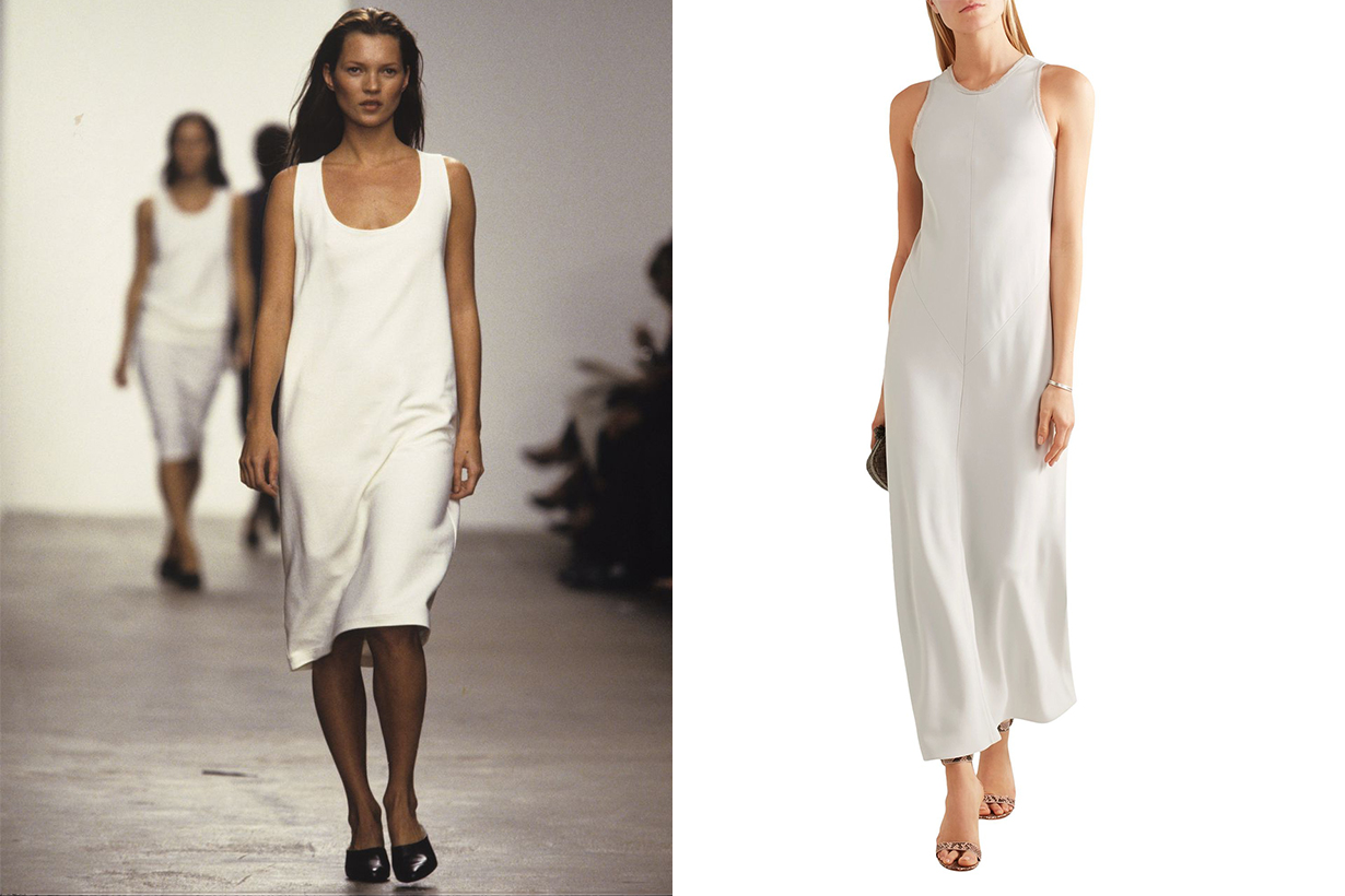 Calvin Klein Long Dress