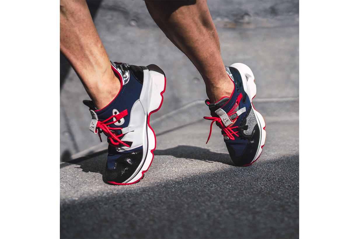 christian louboutin run loubi run 2019