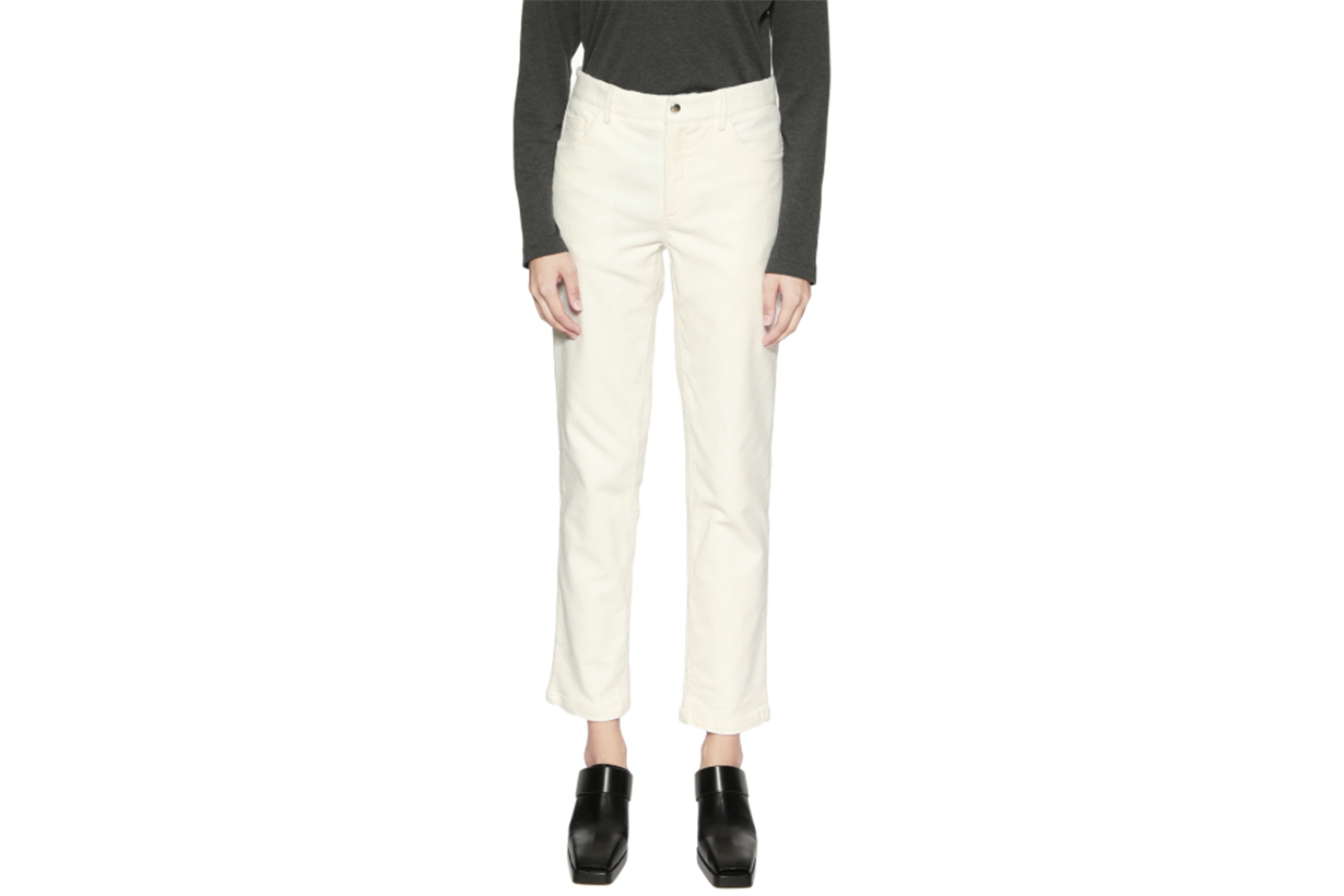 Designers Remix Straight Leg Corduroy Pants