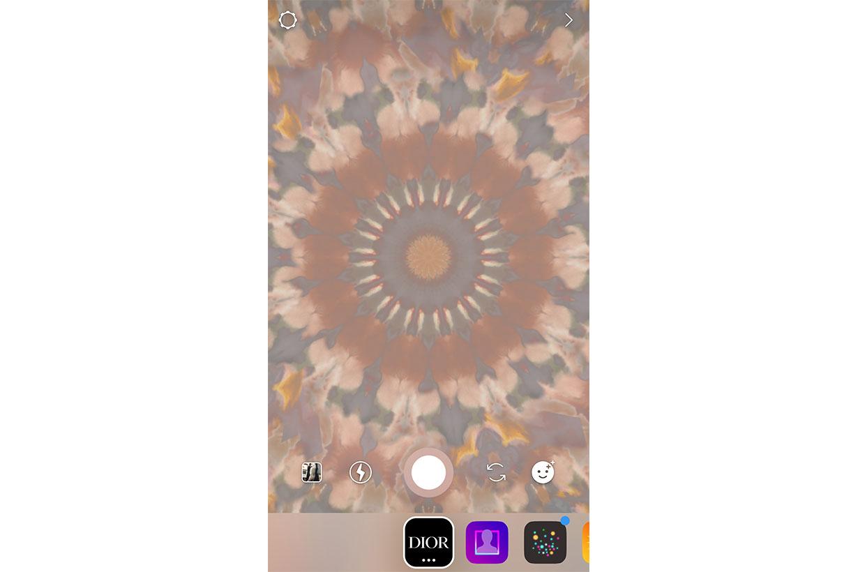 dior-instagram filter