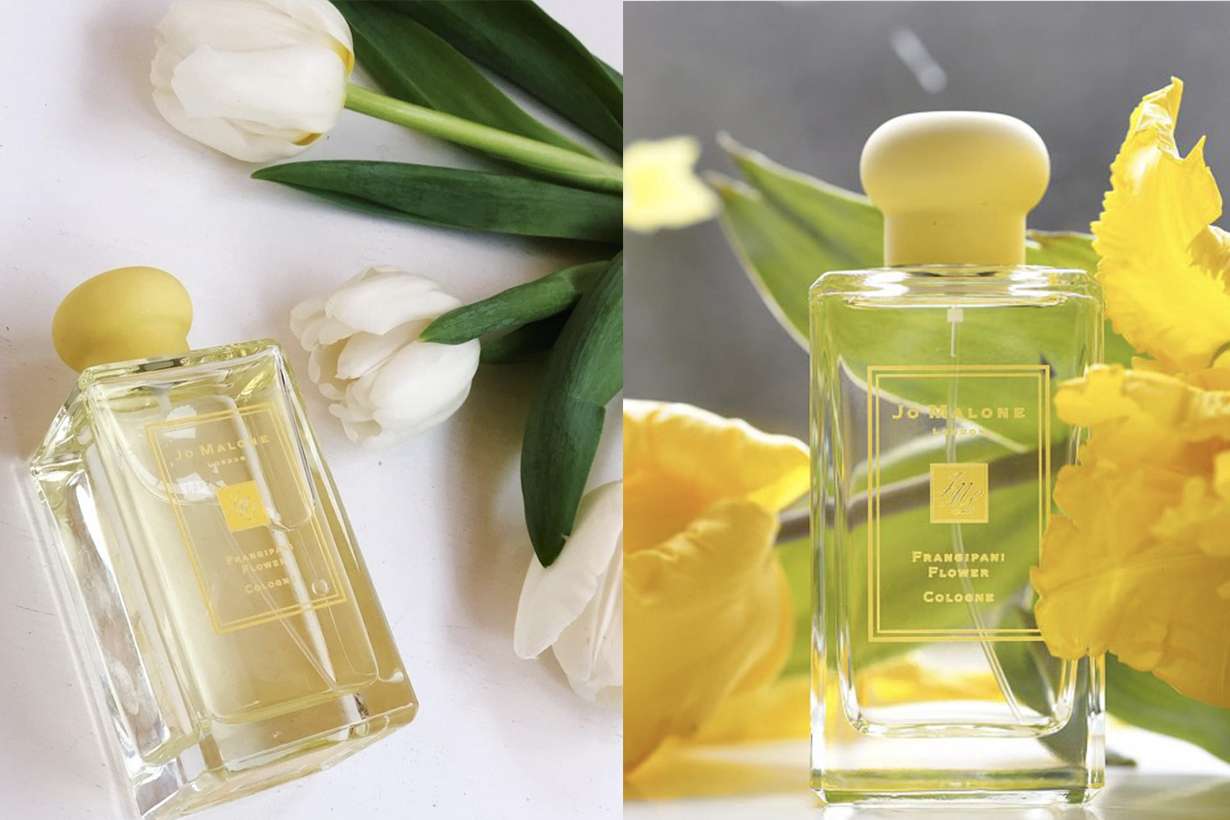 Jo Malone London new blossom perfume collection