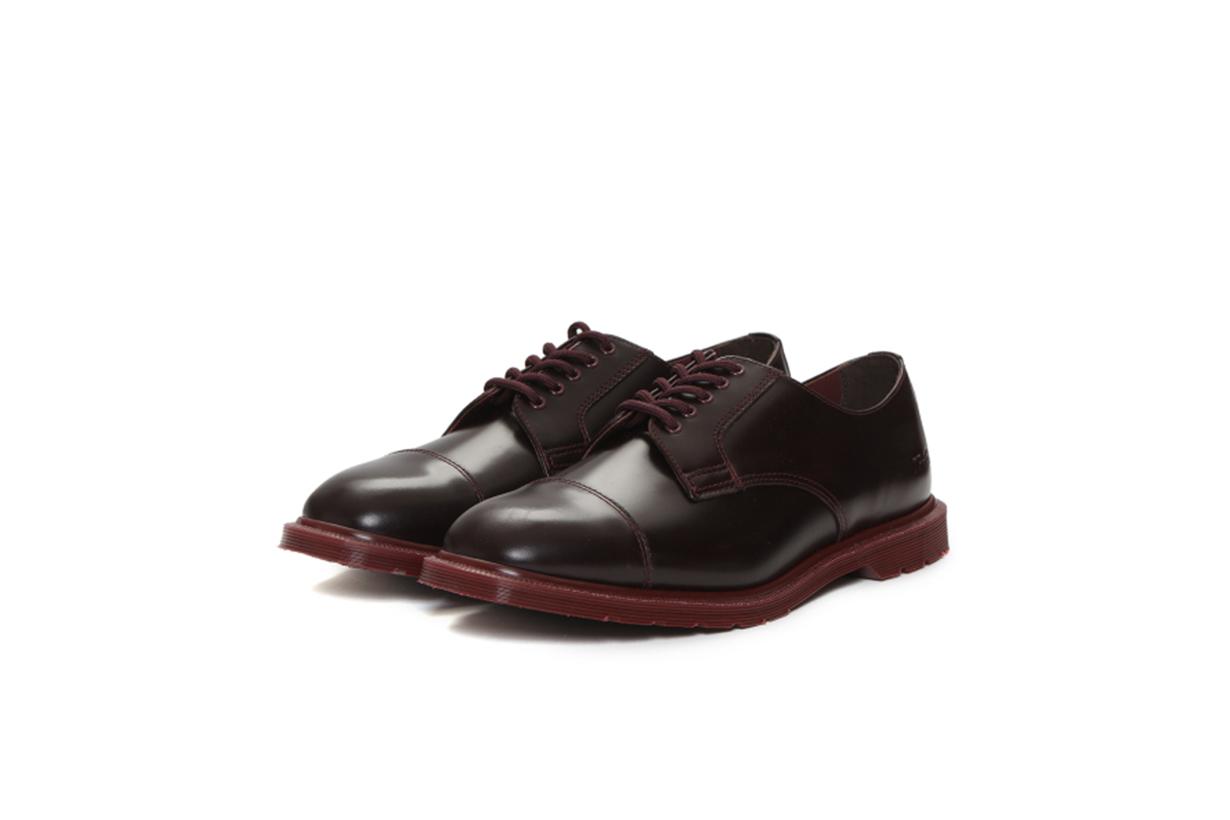 "GOSHA RUBCHINSKIY ""ГР-18"" Embossed Derby Shoes"