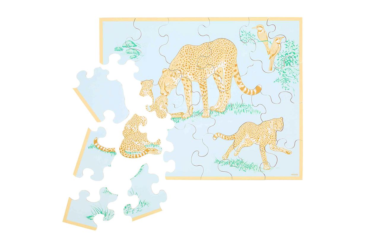 Hermès Baby Gift Toy