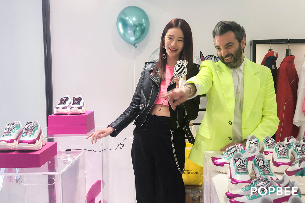 irene kim joshua sanders vittorio cordella artifacts instagram fashion industry
