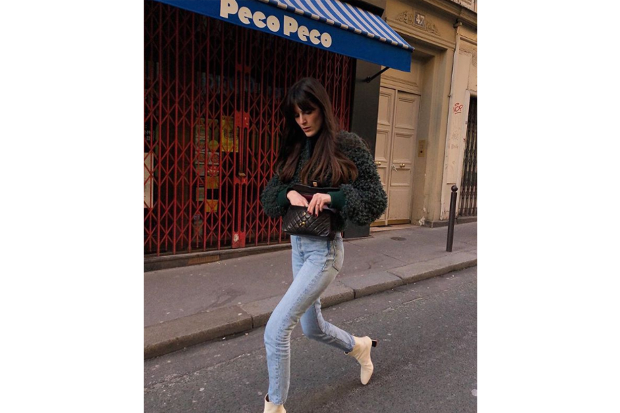 Jeans French It Girls Ankle Boots