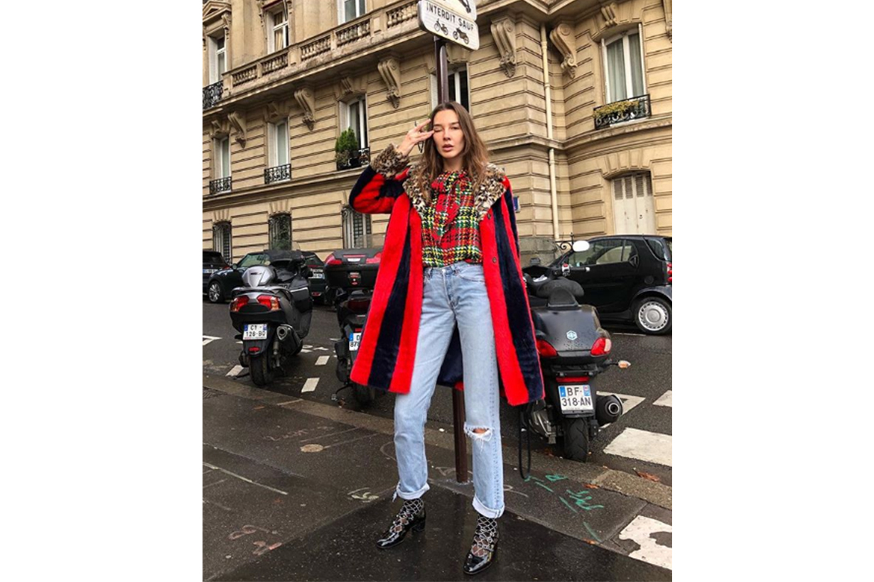 Jeans French It Girls Coats