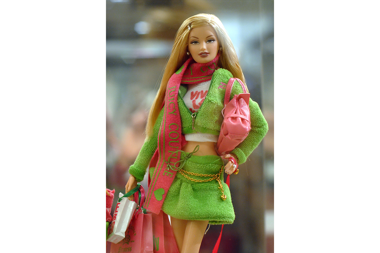 Juicy Couture Barbie 2009