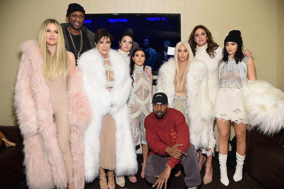 kardashians family