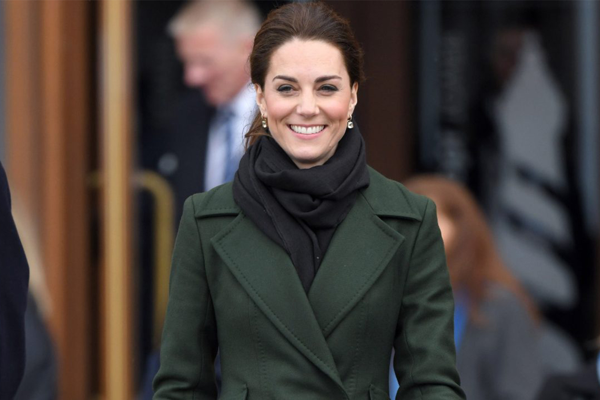 Kate Middleton Visits Blackpool