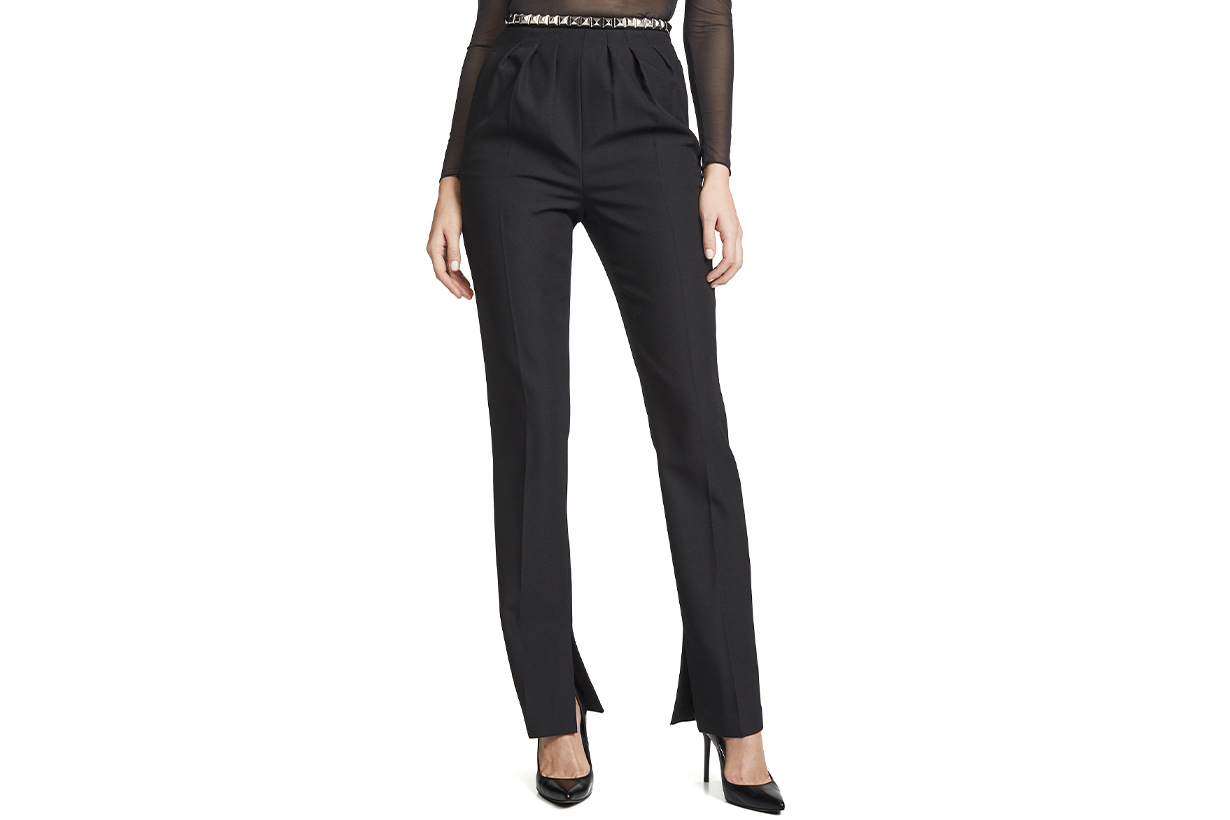 alexander wang pleated trouser
