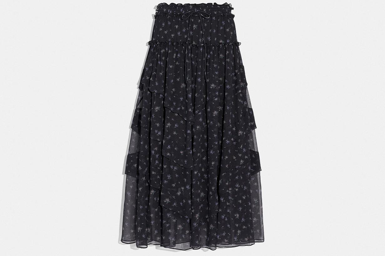 coach skirt