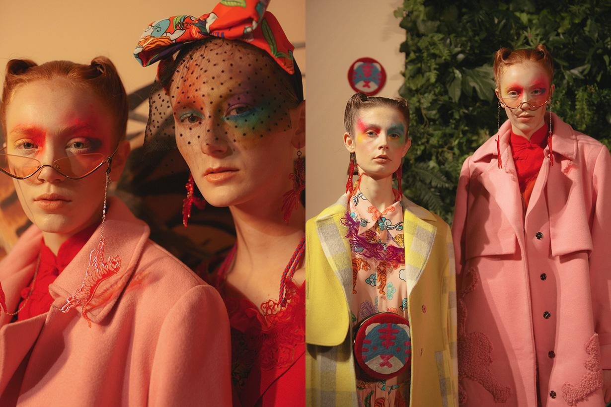 LOOM LOOP london fashion week-aw19
