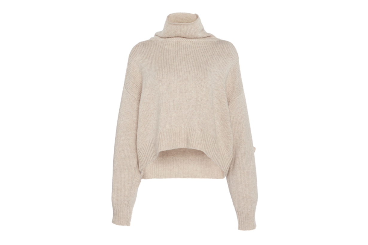 Loulou Studio Procida Turtleneck Sweater