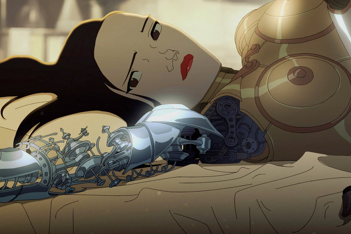 Love Death Robots netflix david fincher tim miller animation