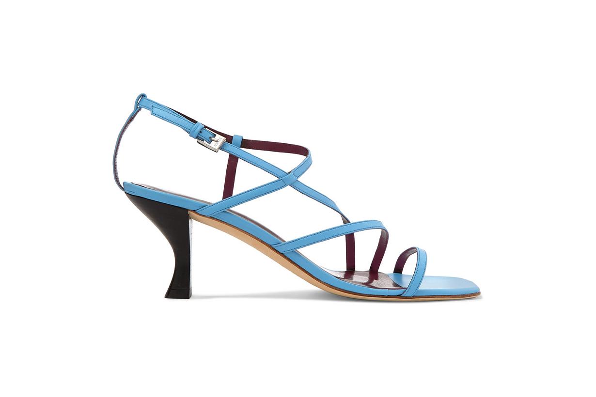 staud leather sandals