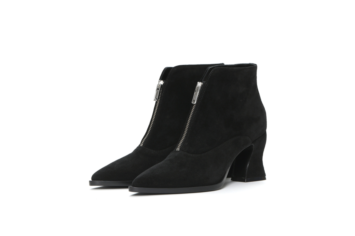 McQ Eddy Leather Boots