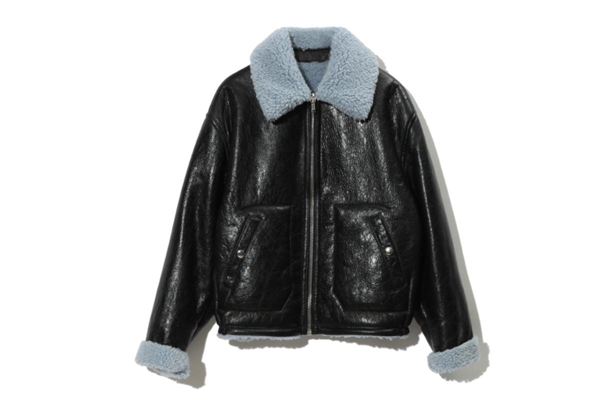 McQ Reversible Shearling Jacket