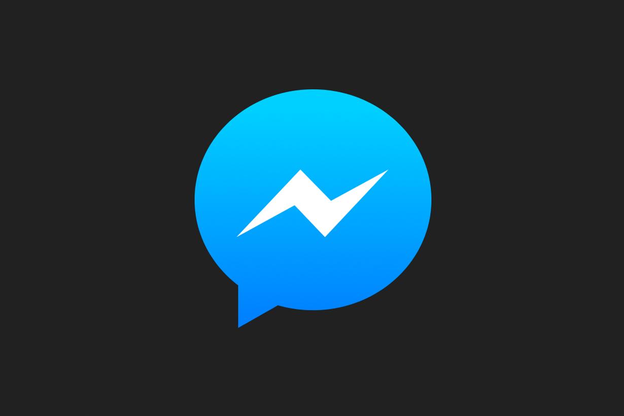 facebook messenger emoji moon night mode