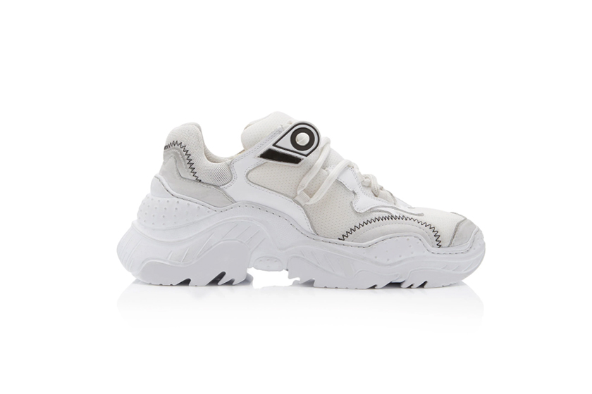 N°21 Billy White Sneakers