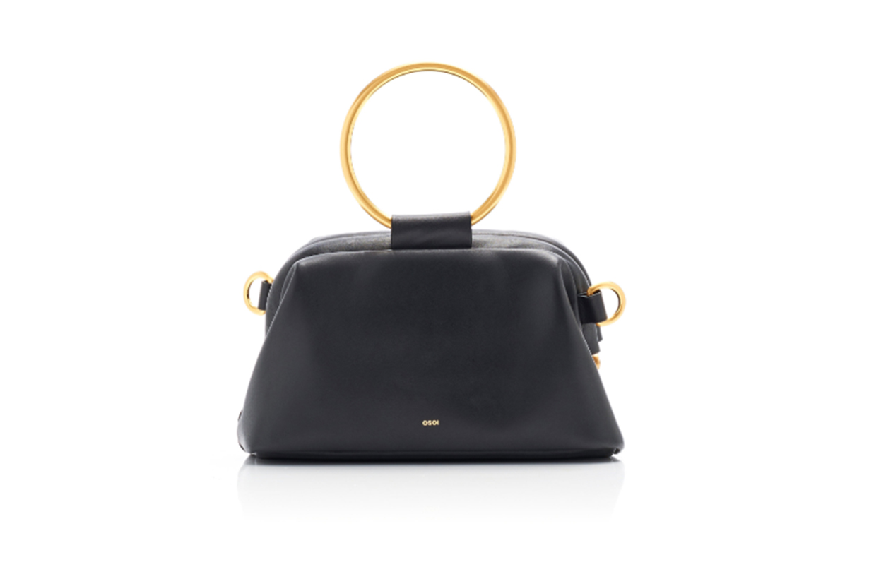 OSOI Finger Brot Leather Bag