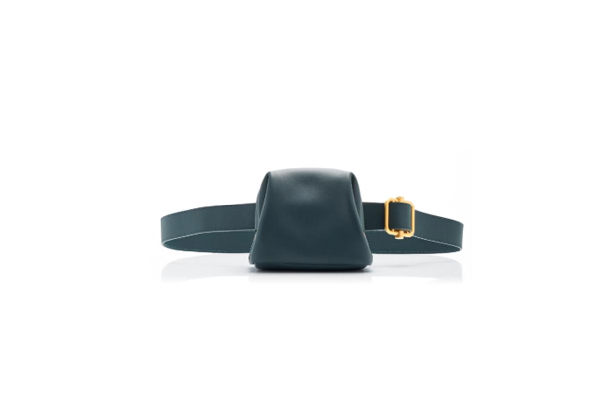 OSOI Peanut Brot Leather Bag