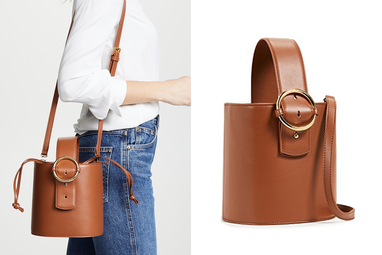 Parisa Wang Allured Bucket Bag