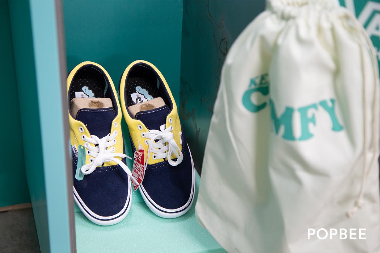 Vans 新鞋 ComfyCush 上海發佈會
