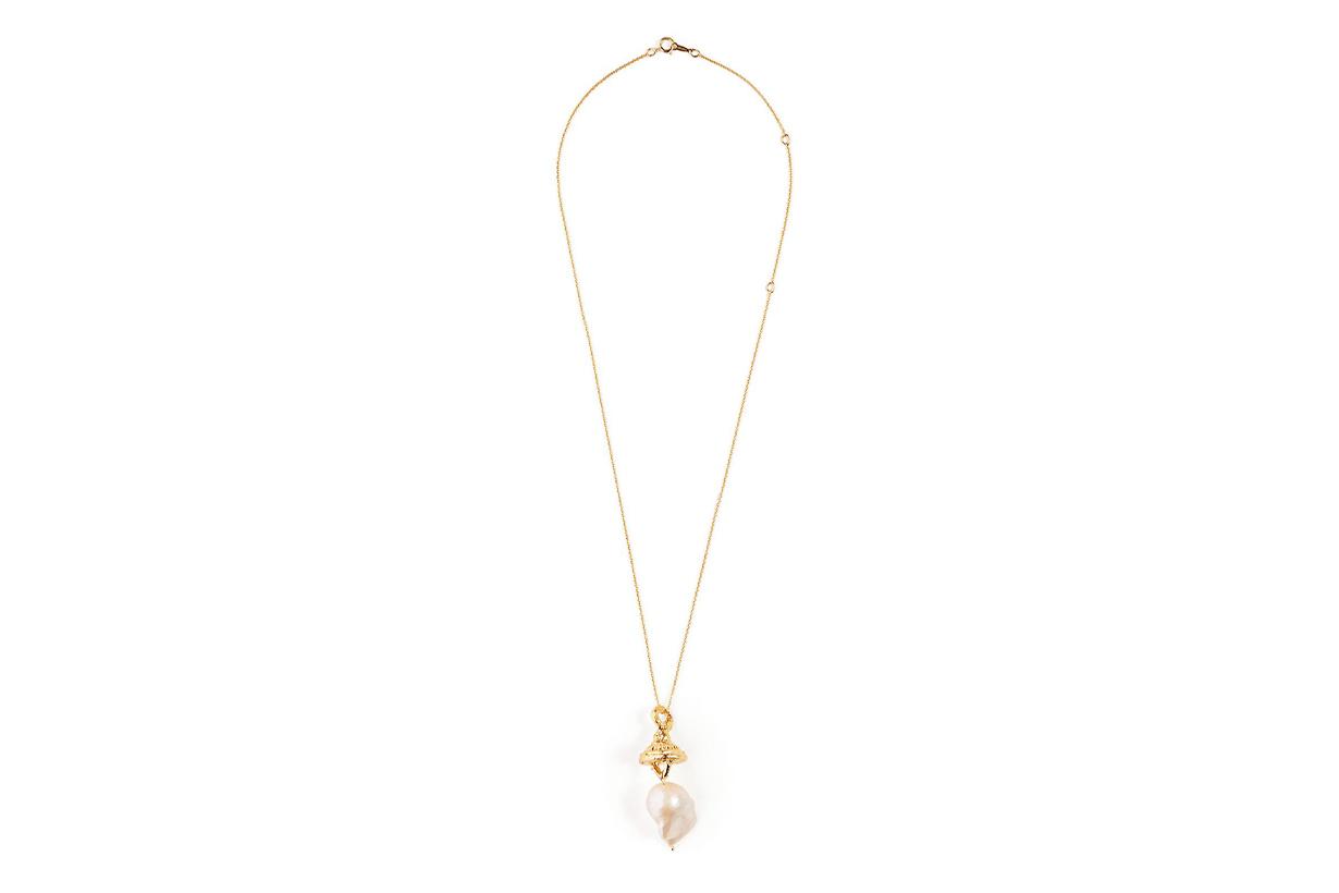 alighieri pearl necklace