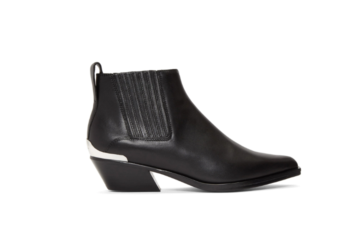 Rag & Bone Black Westin Boots