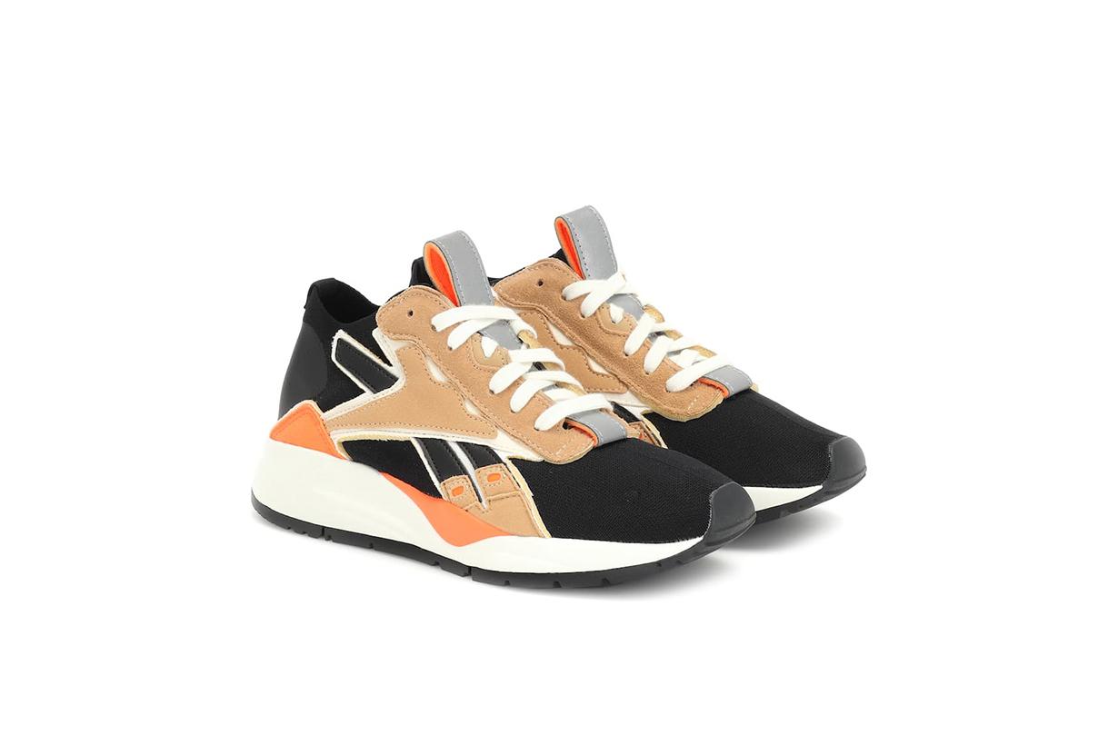 Reebok x Victoria Beckham Bolton Sock Low-Top Sneakers
