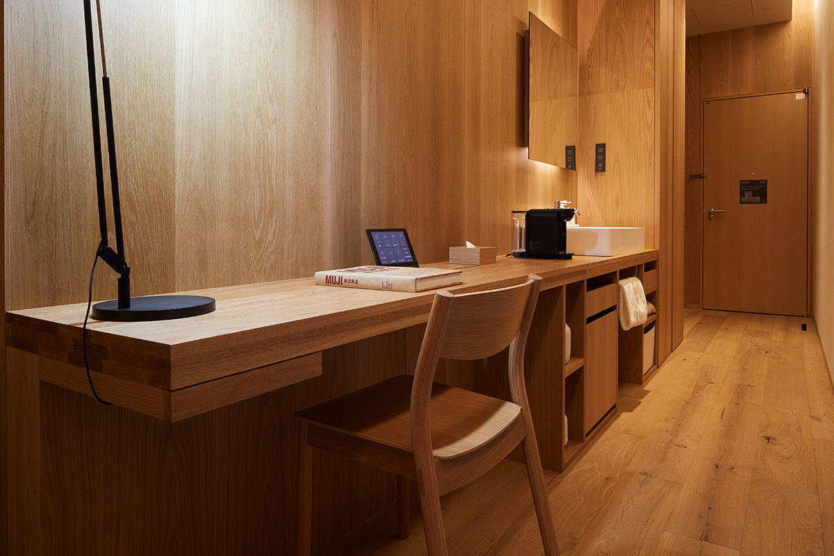 MUJI Hotel Ginza reservation available at the Official Website from 20 March