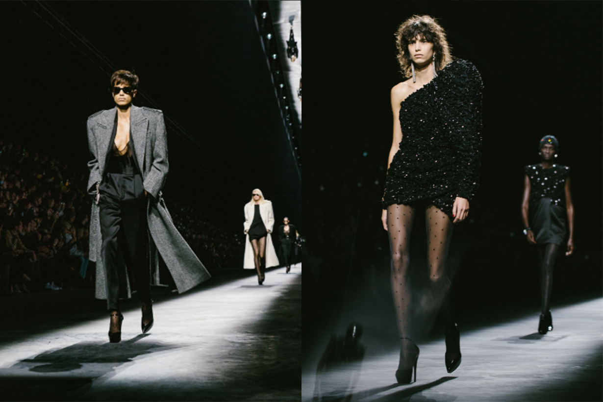 saint laurent fashion