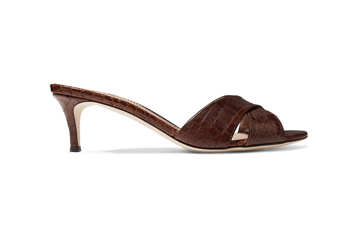 giuseppe zanotti mule sandal