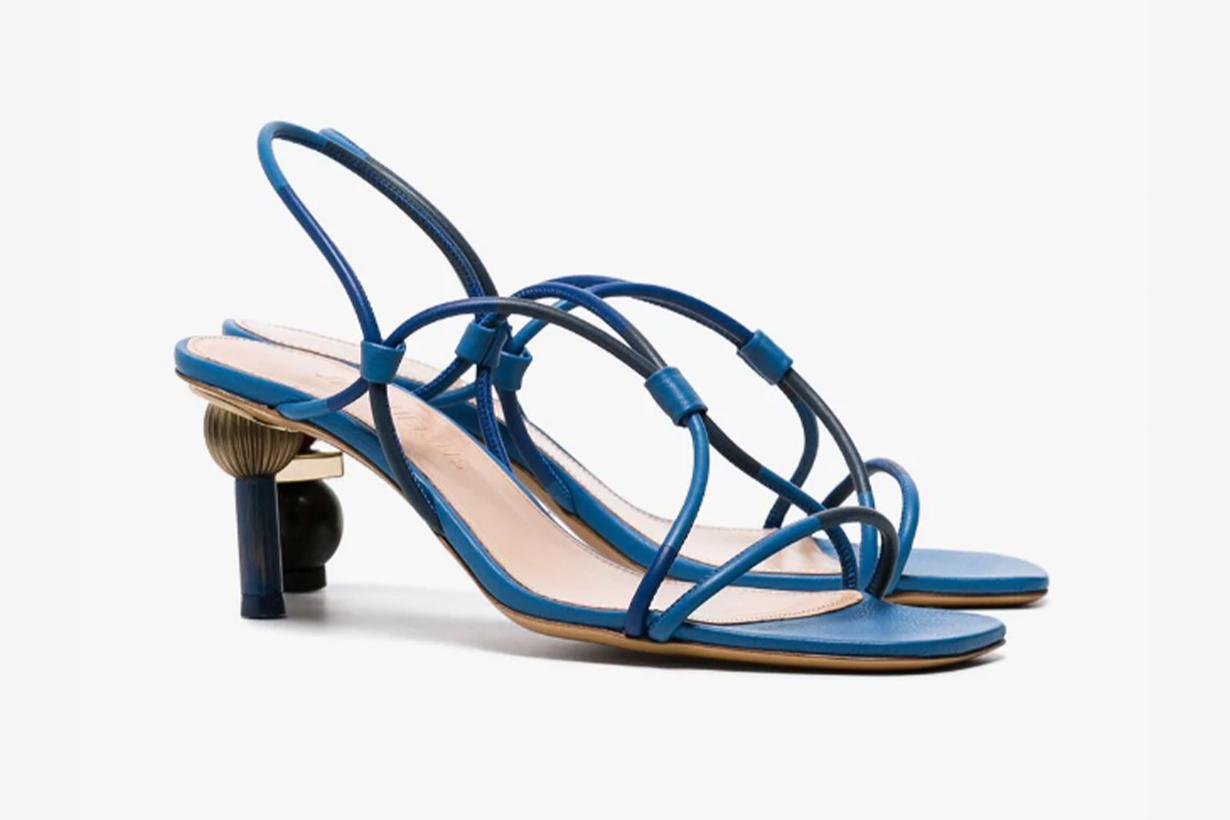 jacquemus strap sandals