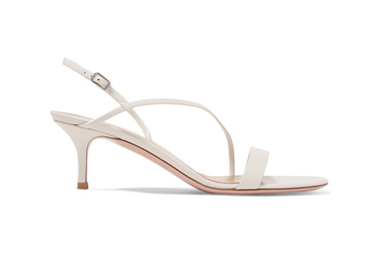giancito rossi leather sandals