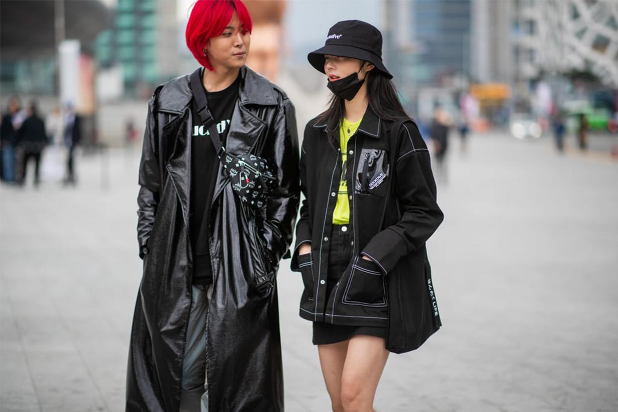 Bucket Hat Korean Street Style