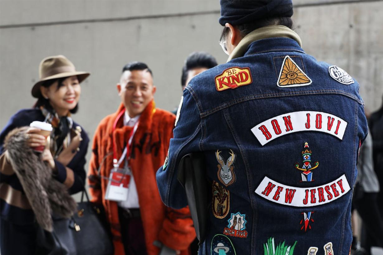Slogan Jacket Korean Street Style