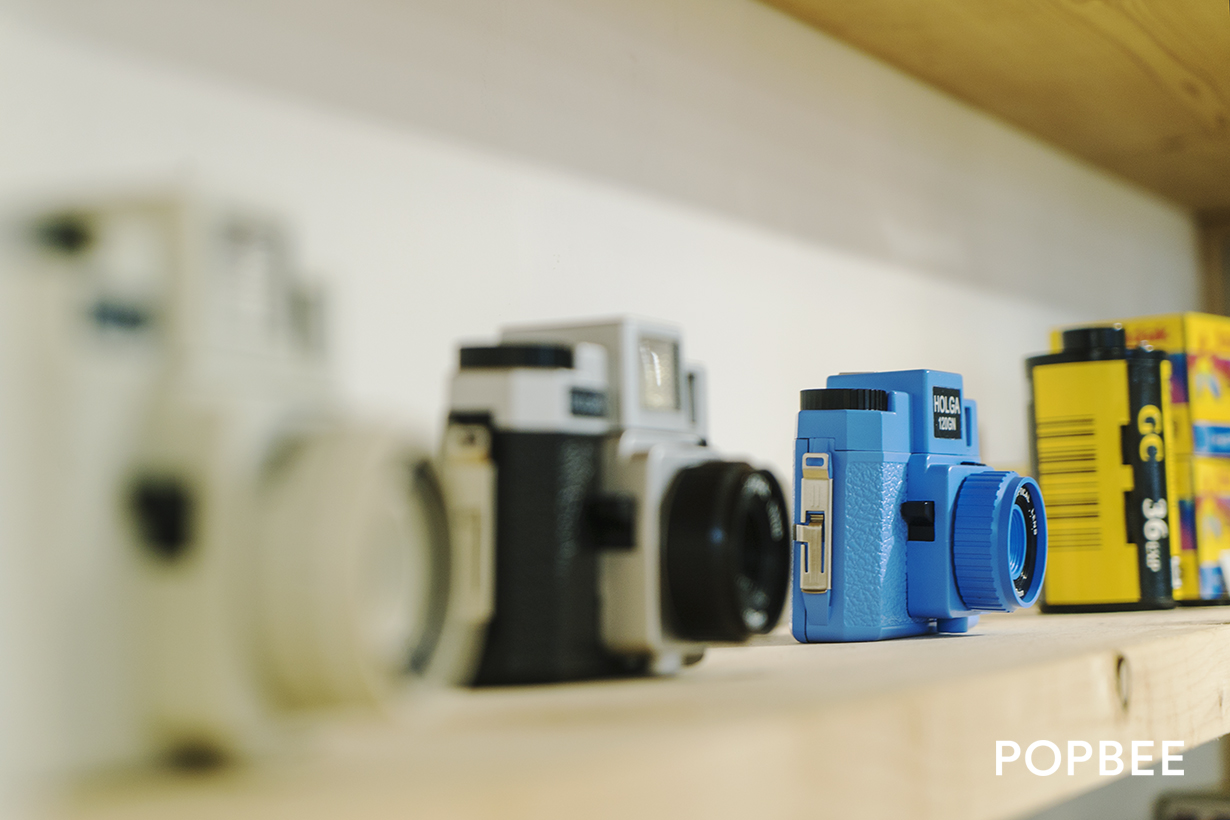 Showa Film Carema photography in Mong Kok interview